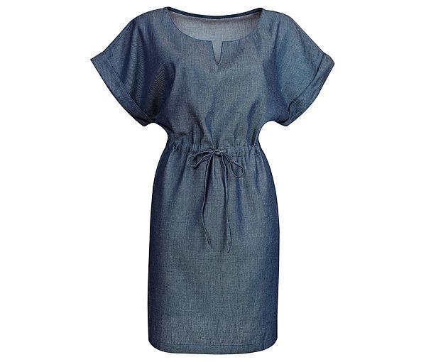 Как сшить платье серо 64