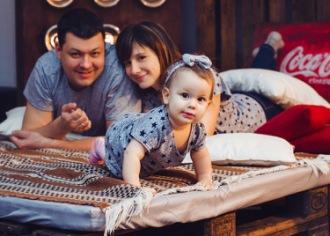Детский фотограф Вера Ореховская - Подольск